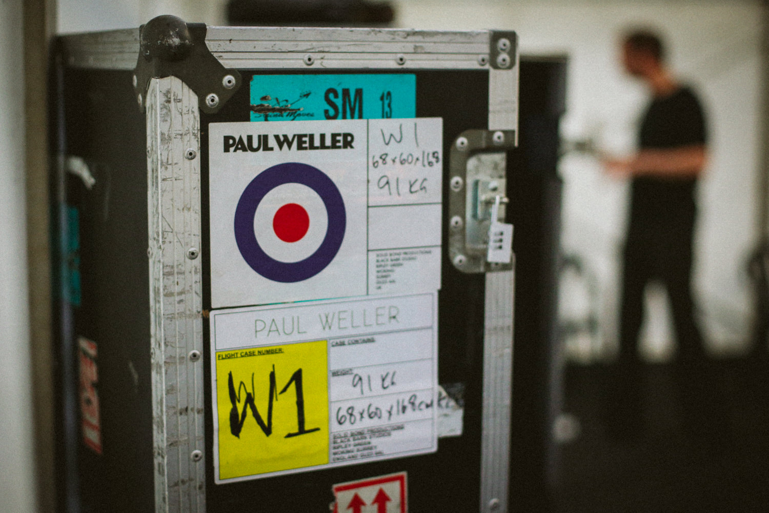PAUL WELLER PHOTOGRAPHY, LIVE AND BEHIND THE SCENES
