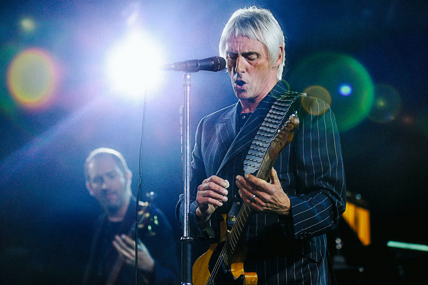Paul Weller - Celebrity photographer Wes Simpson