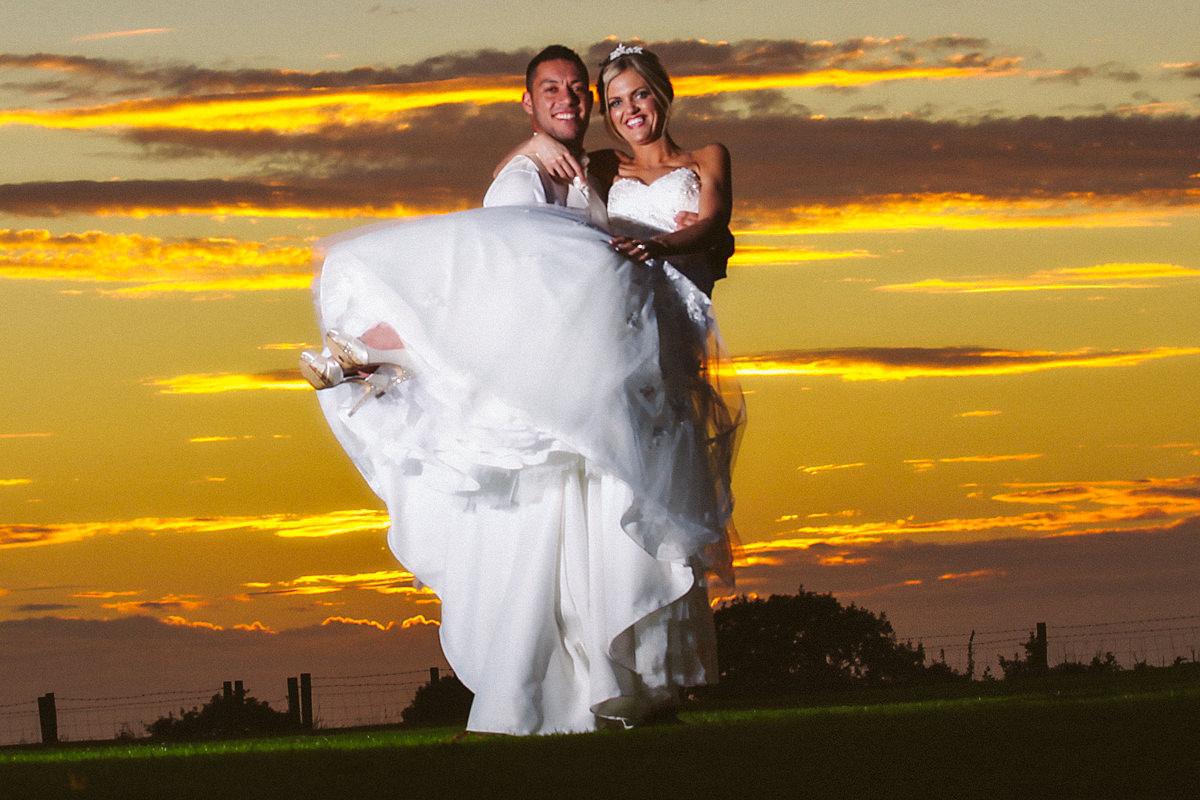 Top Lancashire wedding photographer