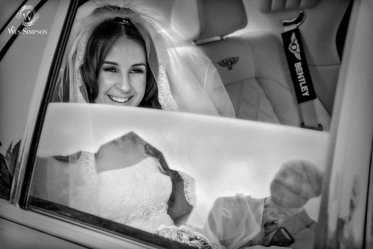 Bentley, wedding, car, photographer Wes simpson
