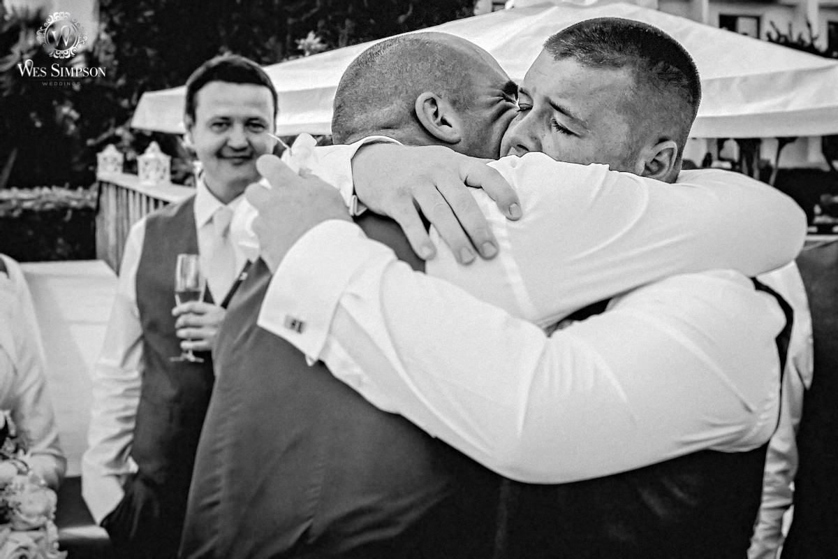 Gay wedding, destination, Annabelle, Cyprus, Wes simpson photographer