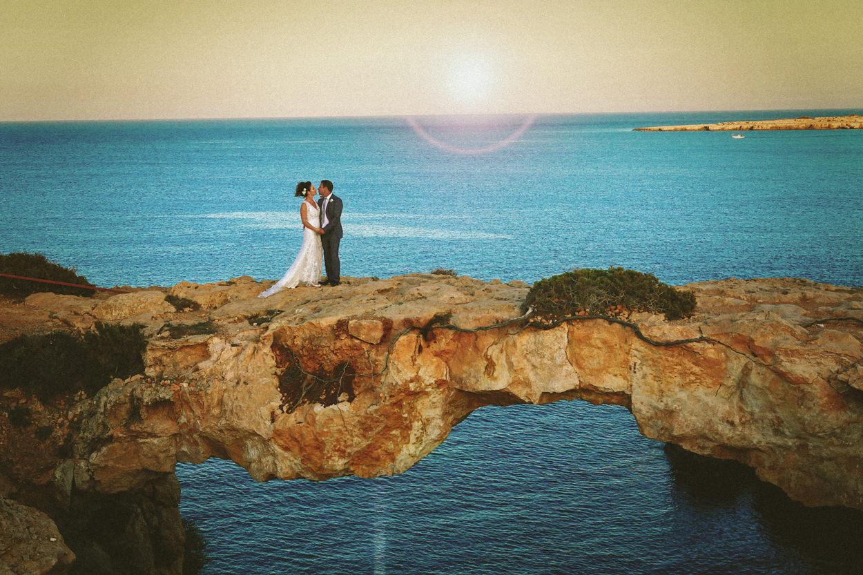 Aphrodite bride, wedding portraits, Cyprus