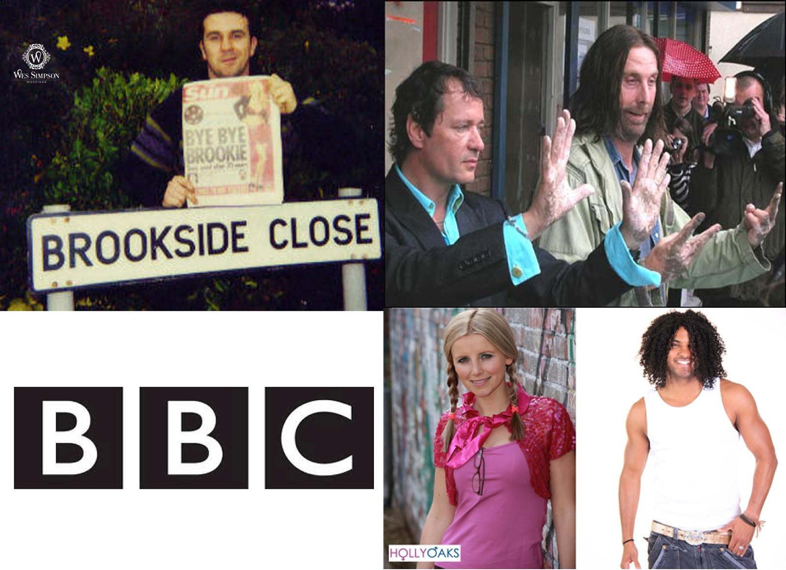 Media career, television camera man Hollyoaks, Brookside Shameless