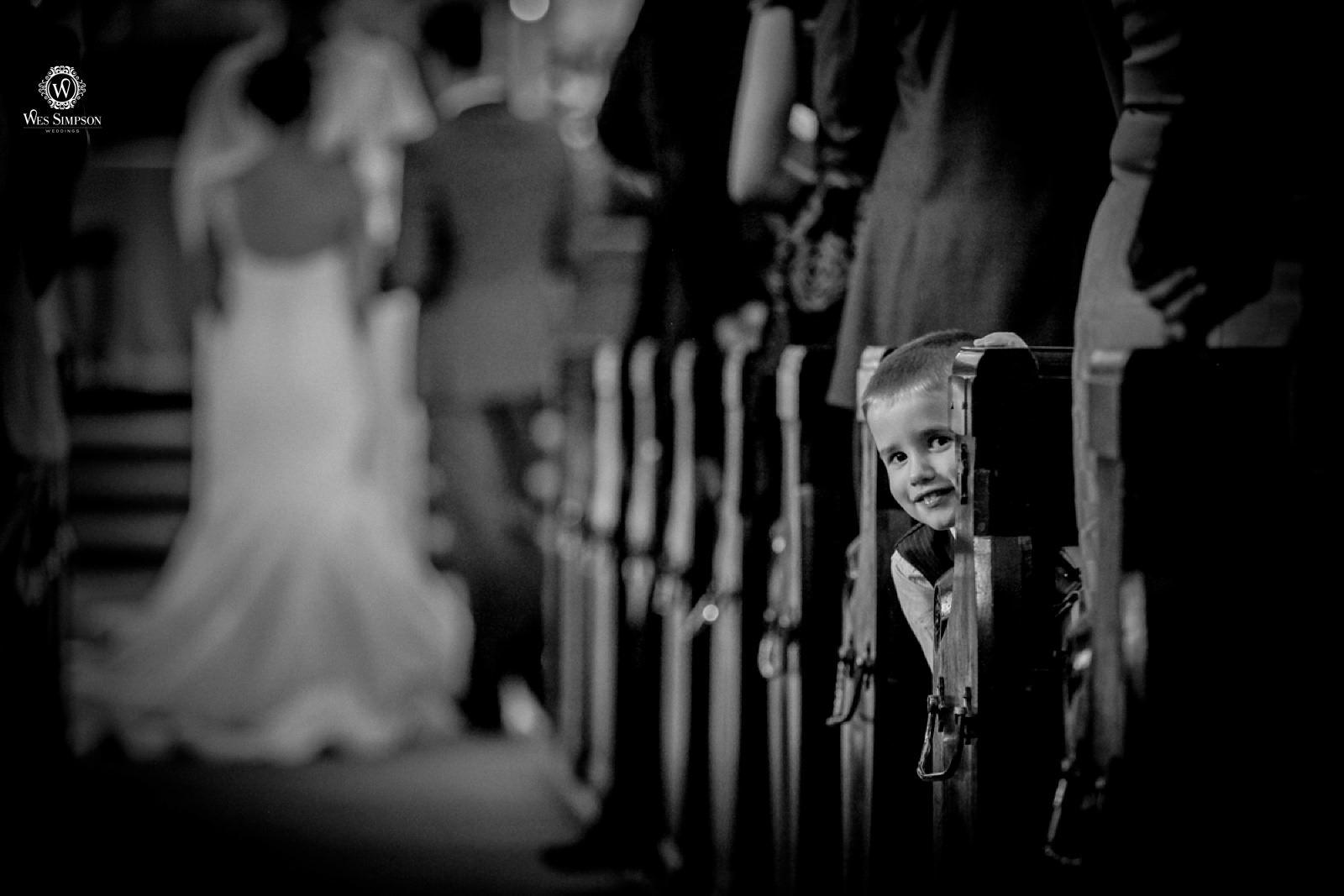Wes Simpson wedding photography