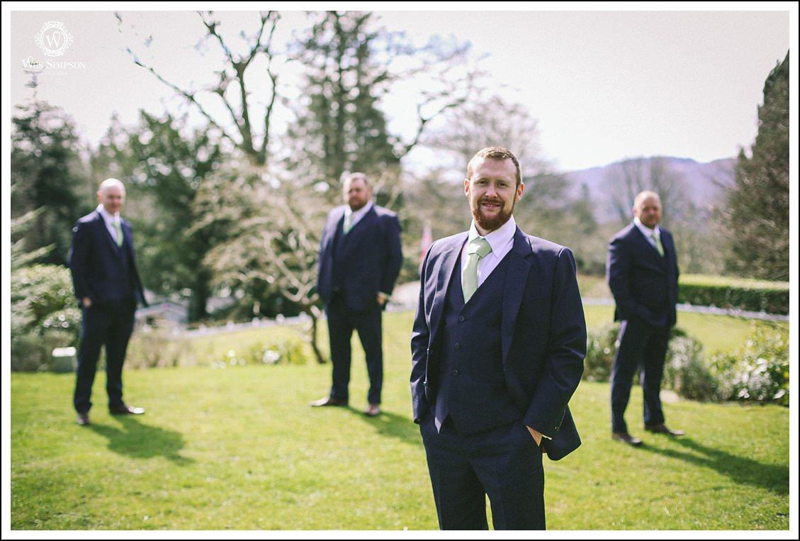Broadoaks wedding venue, Lake District wedding photographer, Windermere, Wes Simpson photography_0013