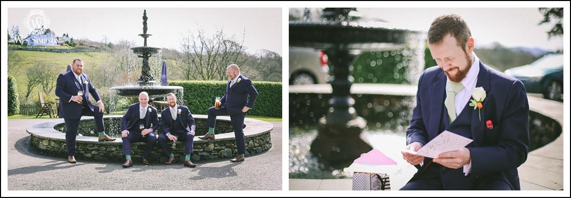 Broadoaks wedding venue, Lake District wedding photographer, Windermere, Wes Simpson photography_0015