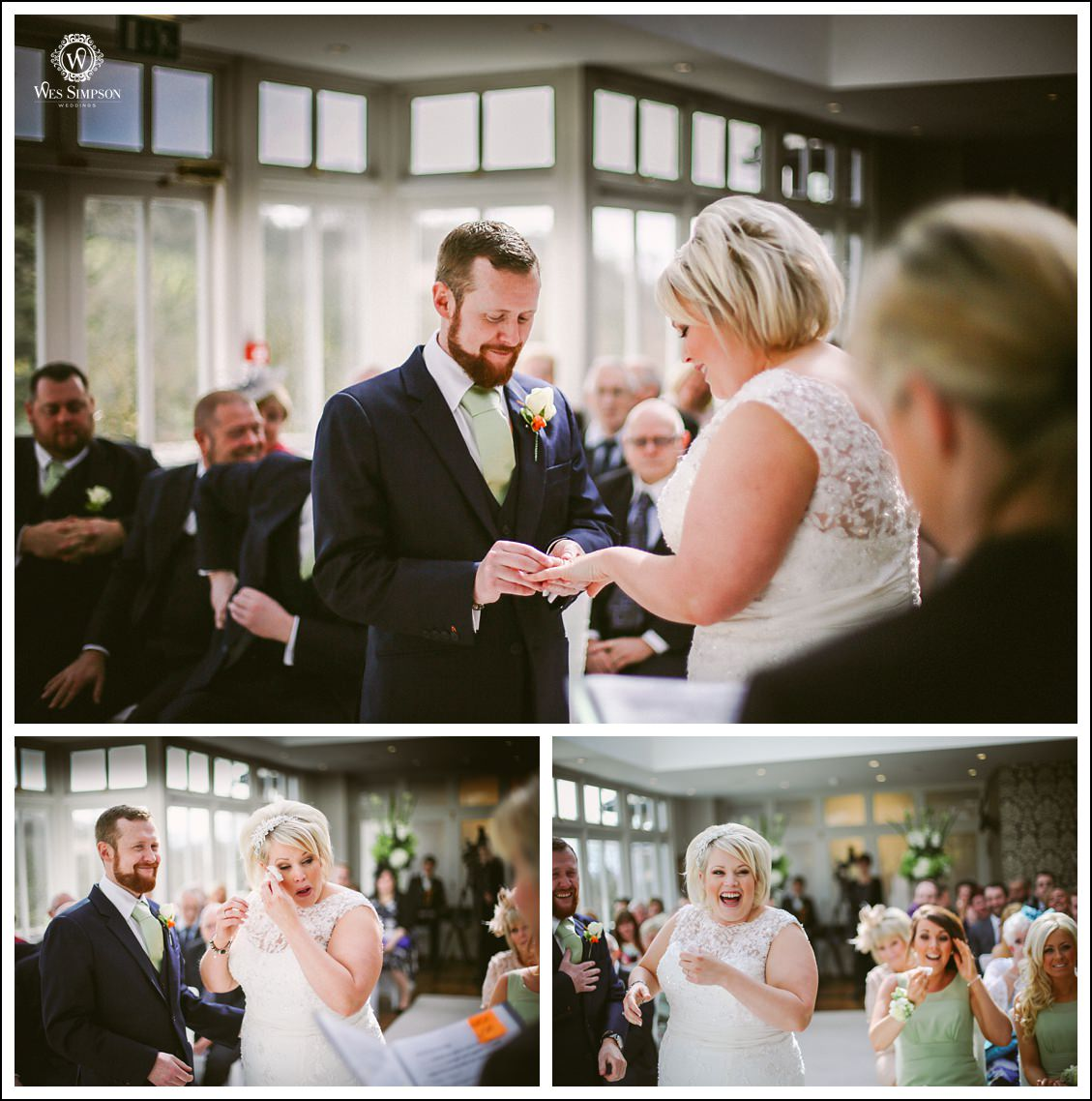 Broadoaks wedding venue, Lake District wedding photographer, Windermere, Wes Simpson photography_0035