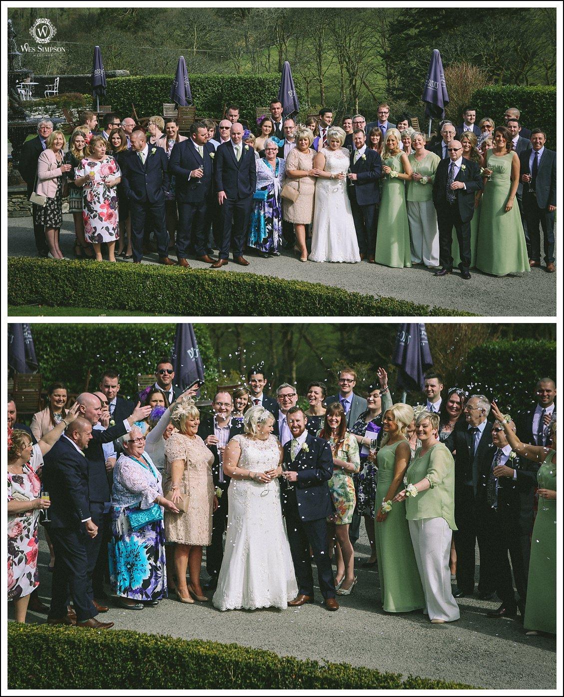 Broadoaks wedding venue, Lake District wedding photographer, Windermere, Wes Simpson photography_0042