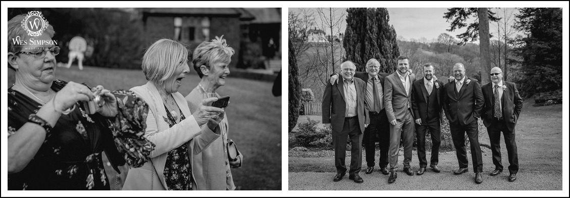Broadoaks wedding venue, Lake District wedding photographer, Windermere, Wes Simpson photography_0043