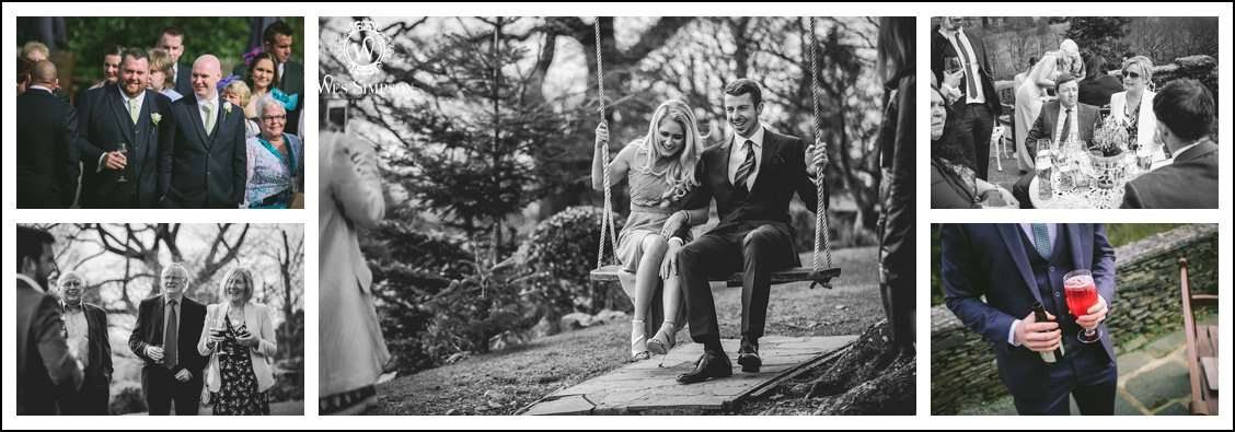 Broadoaks wedding venue, Lake District wedding photographer, Windermere, Wes Simpson photography_0045
