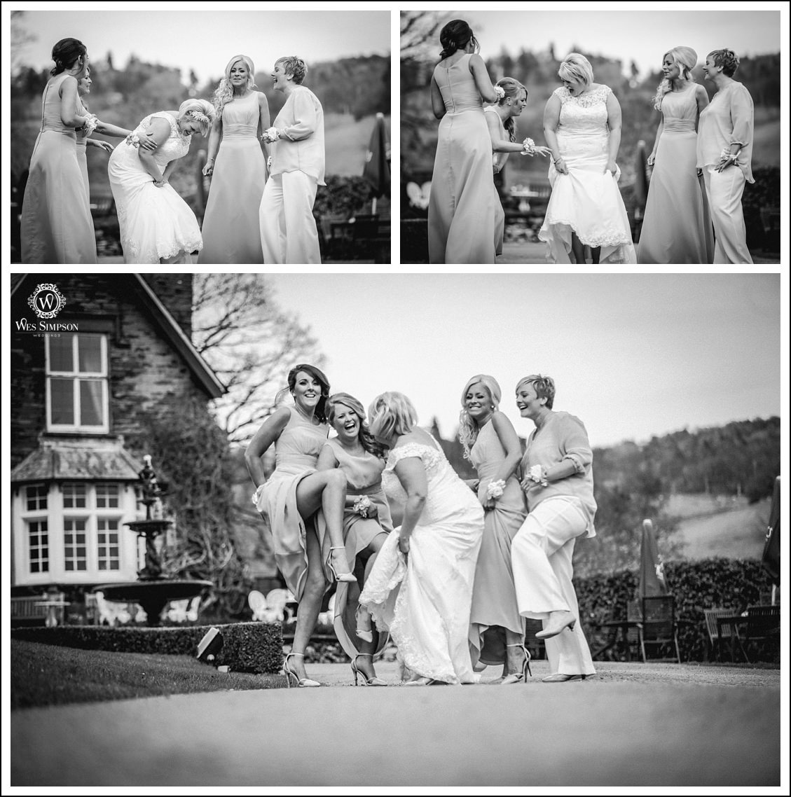 Broadoaks wedding venue, Lake District wedding photographer, Windermere, Wes Simpson photography_0050