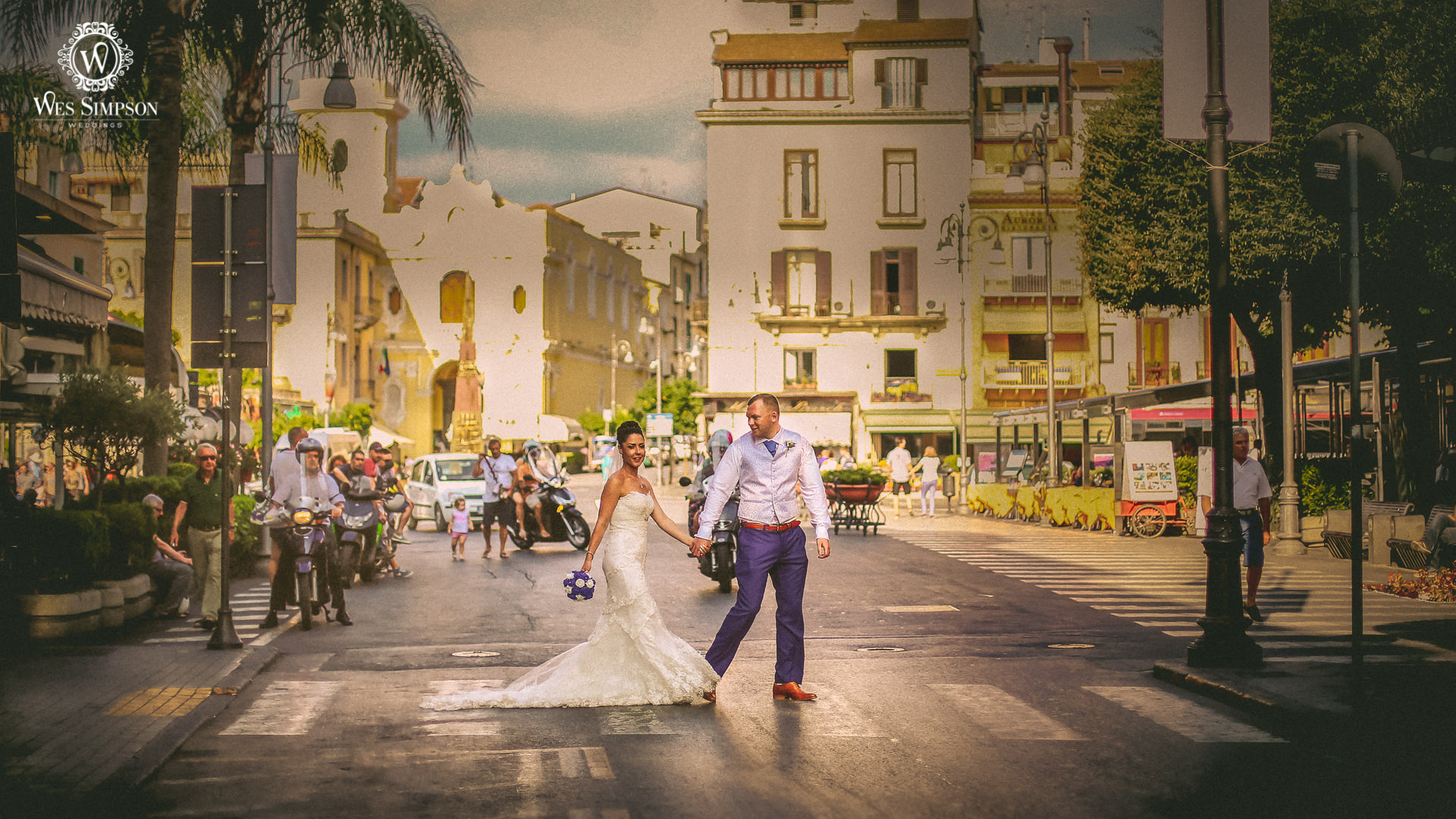 Wedding photography photographer Sorrento Villa Antiche Mura-24