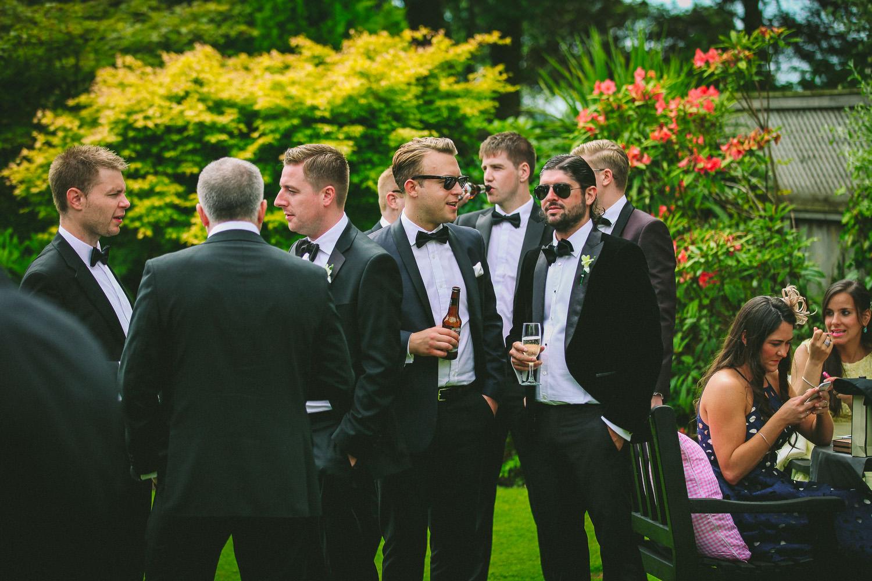 Marquee Lancashire wedding photographer Wrea Green