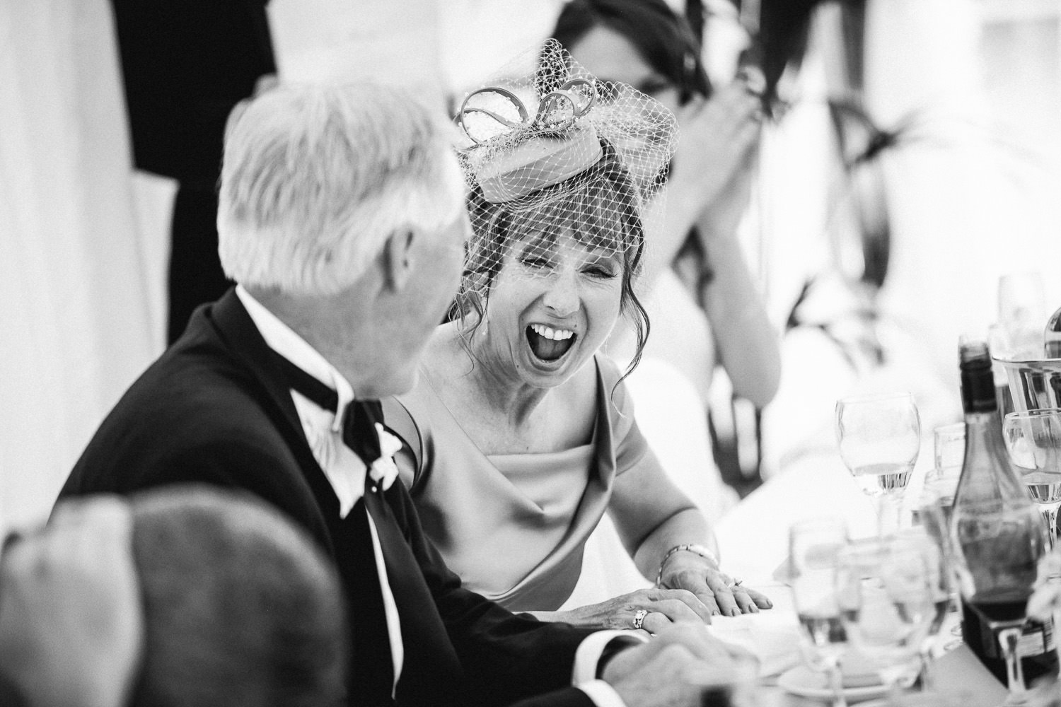 Lancashire wedding speeches Wrea Green