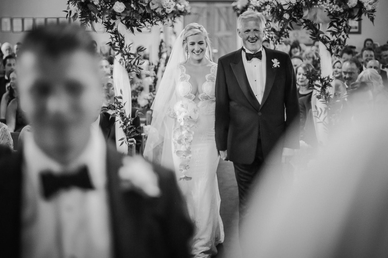 Lancashire wedding St Nicolas Wrea Green