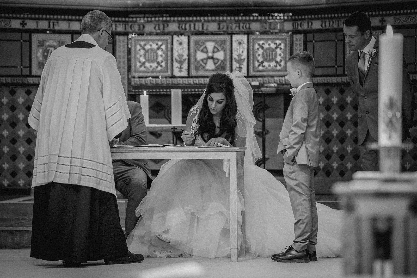 Galia lahav haute couture Giselle dress - West Tower Wedding Photography by Lancashire wedding Photographer Wes Simpson_0021