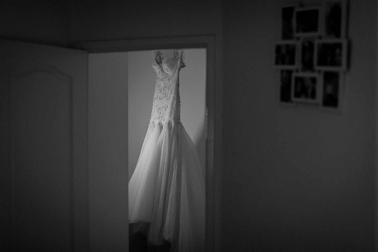 Galia lahav haute couture Giselle dress