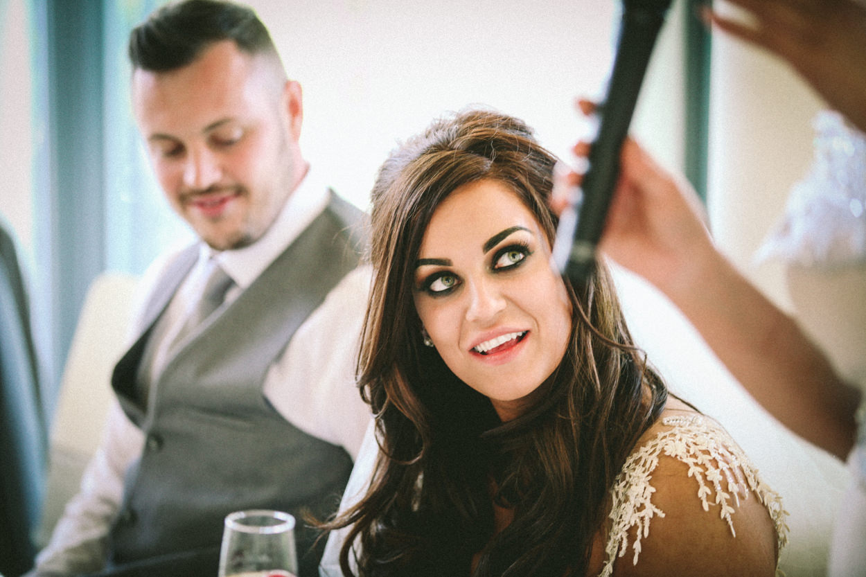 West Tower wedding photographer - wedding photography, Venue dressig, speeches, lancashire wedding venes -25