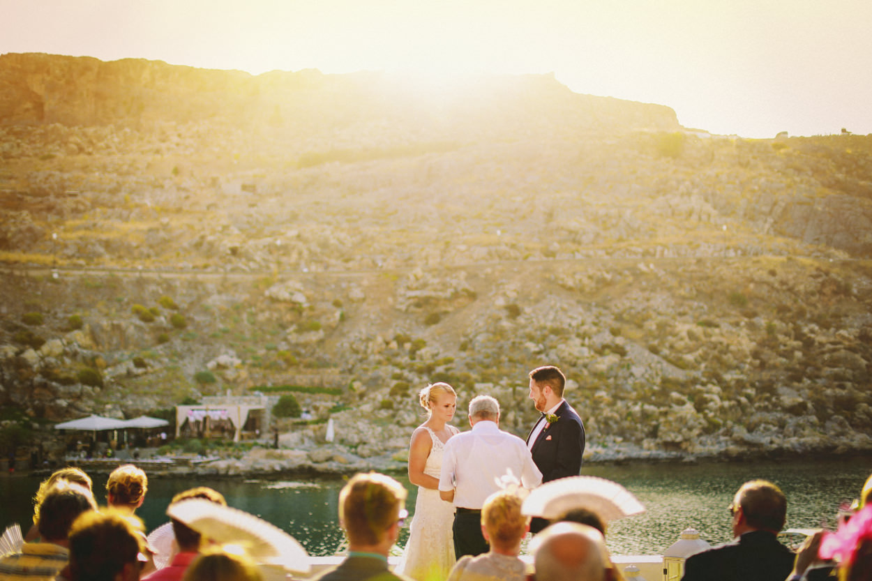 Destination Wedding Adventure in Rhodes, Greece