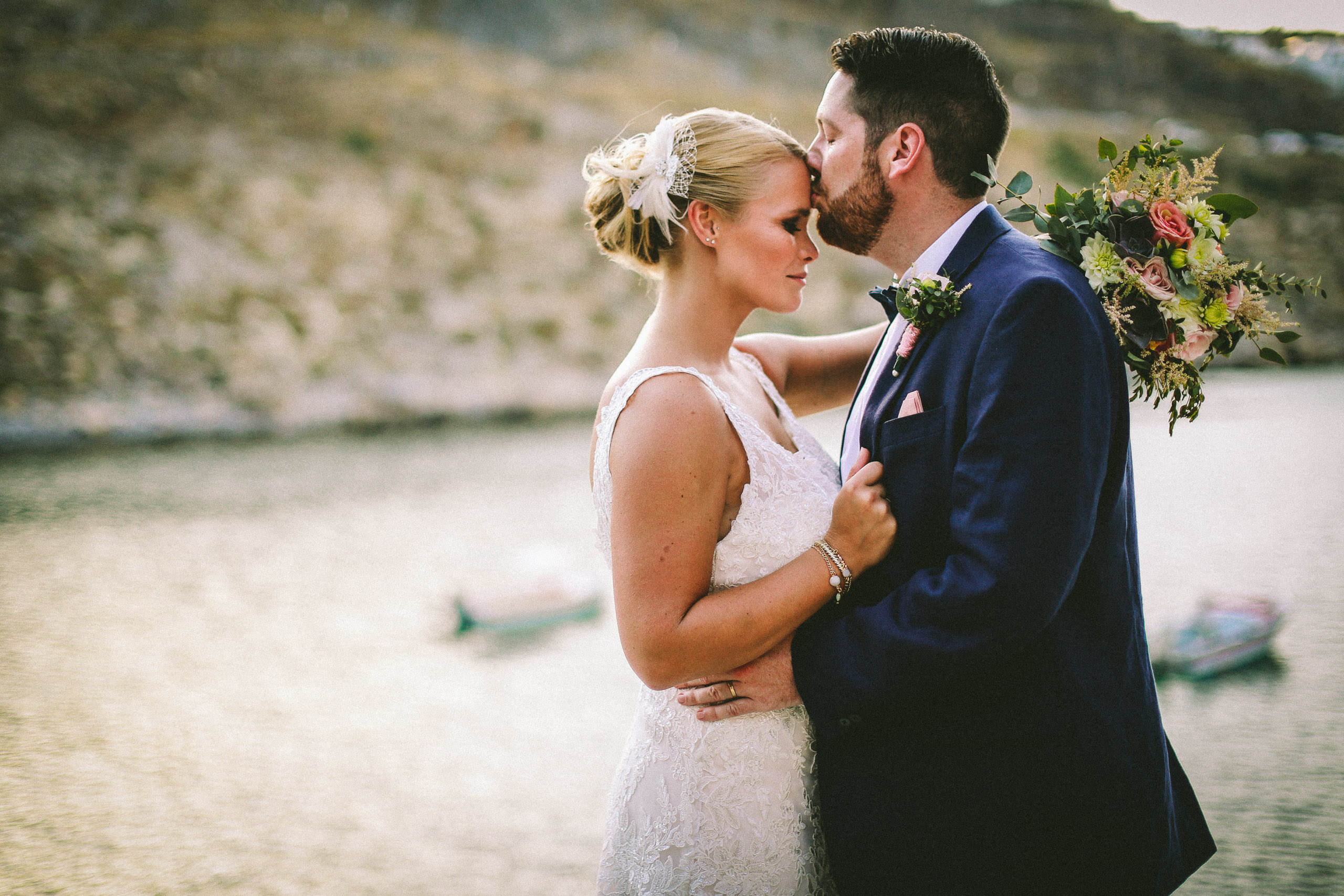BEAUTIFUL BEACH WEDDING LINDOS, RHODES, GREECE | lindos