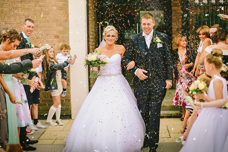 Hilton Liverpool wedding photography