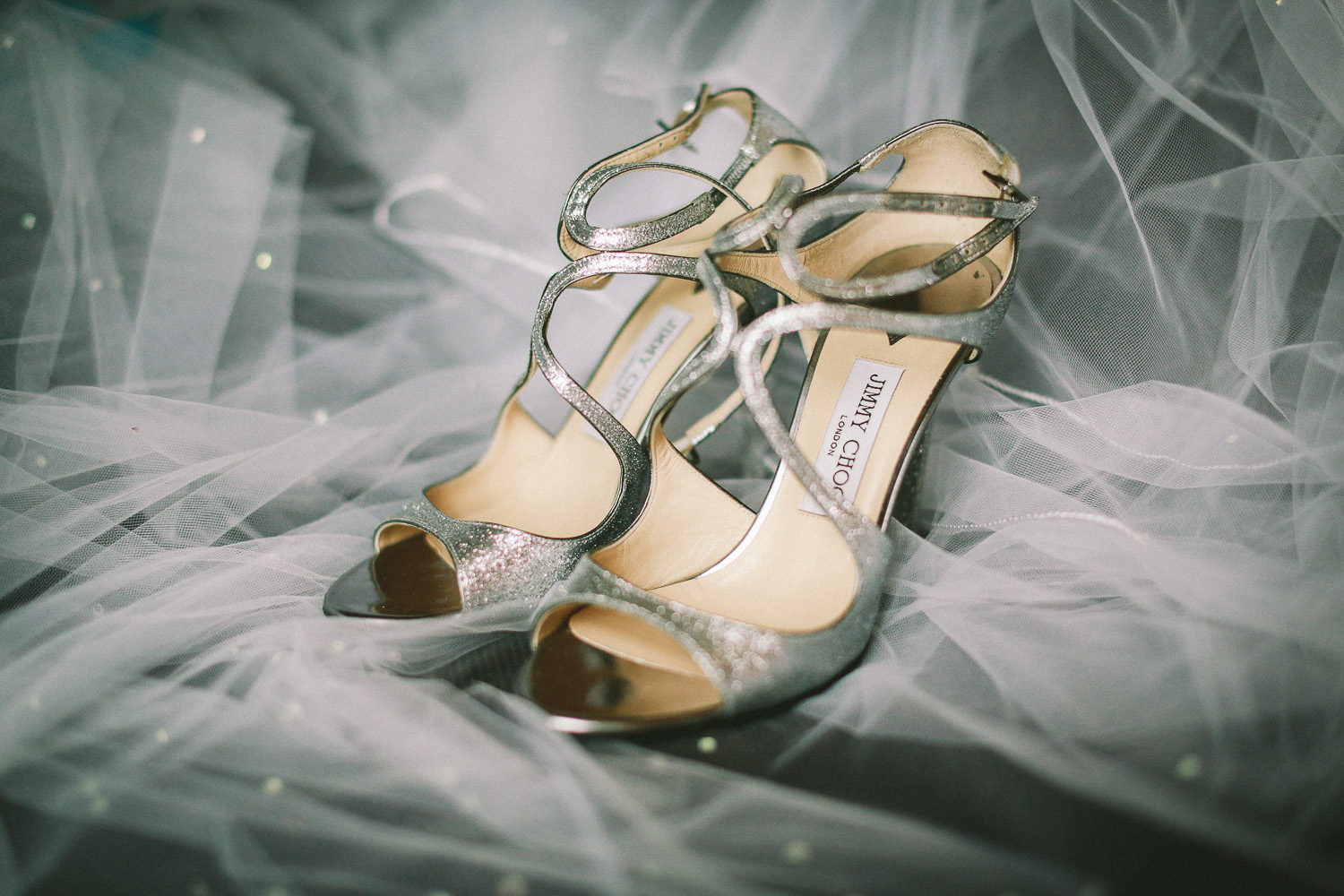 Hilton Liverpool Wedding Jimmy Choo wedding shoes