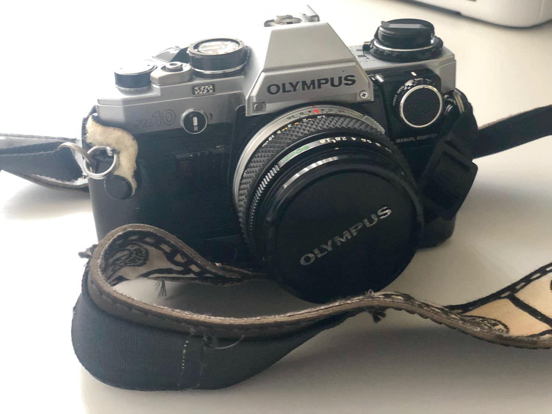 olympus 10 camera