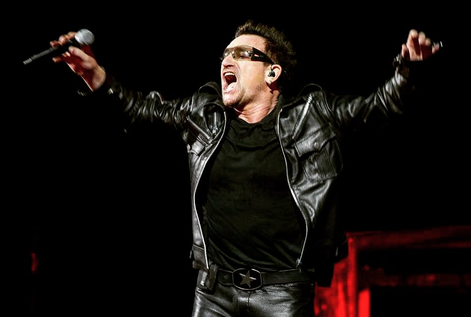 FILMING ICONIC ROCK GROUP U2: PHOTOGRAPHY STORY