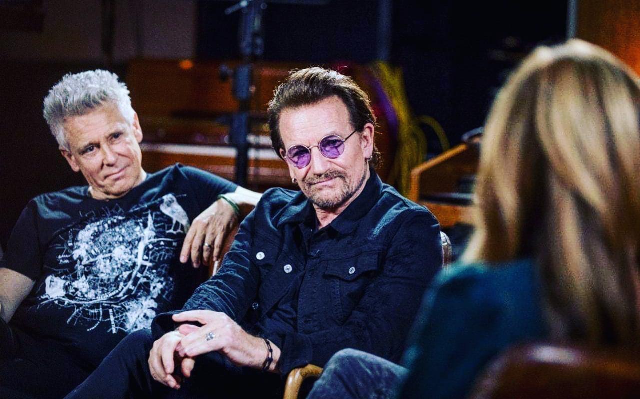 U2 documentary by Wes Simpson