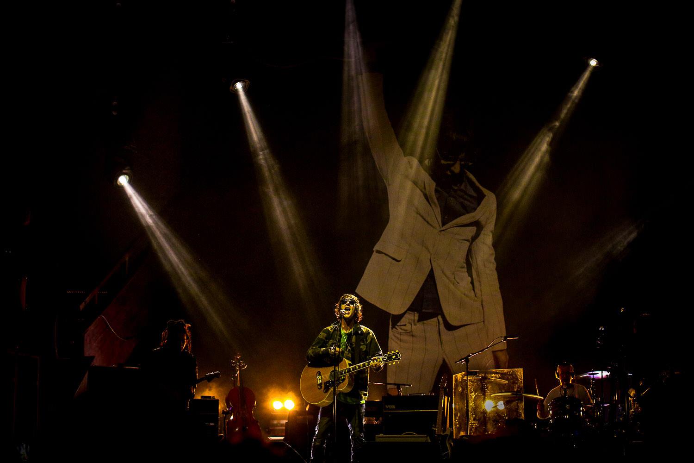 Richard Ashcroft Naturel Rebel gig live in Manchester