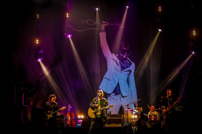 Richard Ashcroft Natural Rebel live concert in Manchester