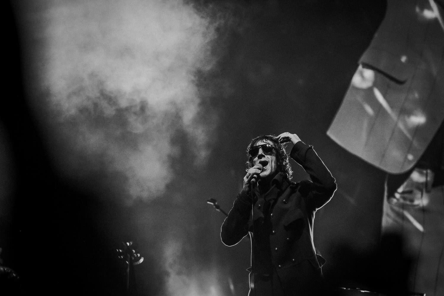 Event photography from richard ashcroft concert