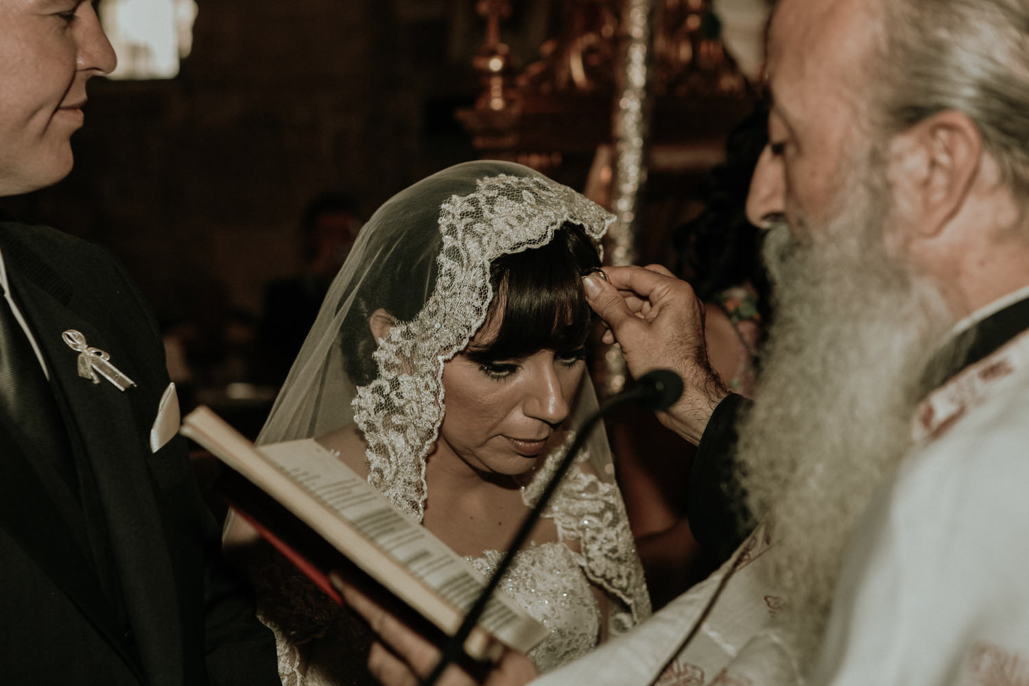 Greek wedding traditions Orthodox wedding Lazarus Church Cyprus