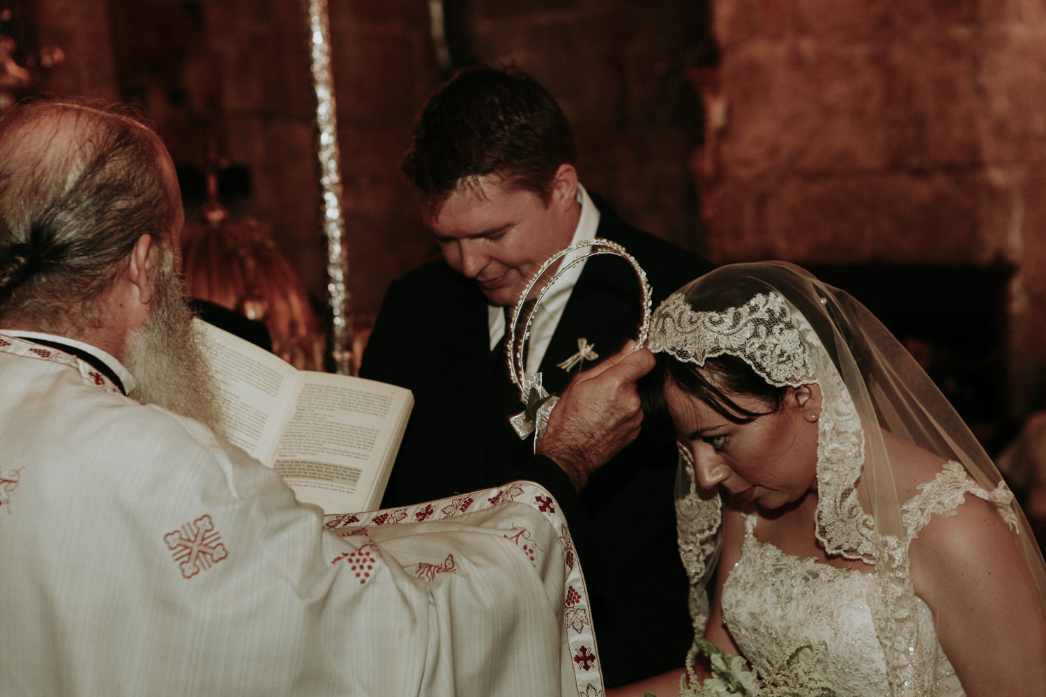 Wedding Crowns Greek wedding traditions Orthodox wedding Lazarus Church Cyprus