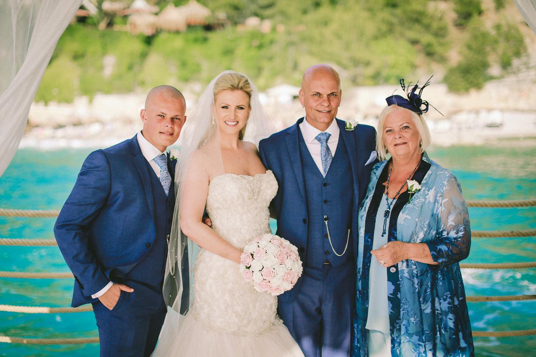 wedding photography at Liberty Hotels Lykia