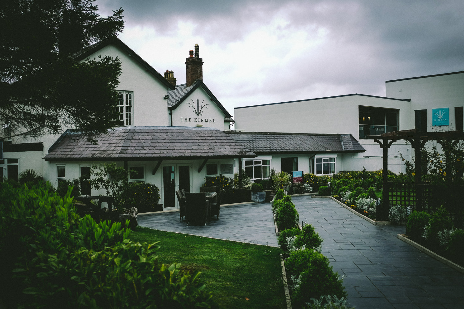 The Kinmel Hotel wedding venue and spa