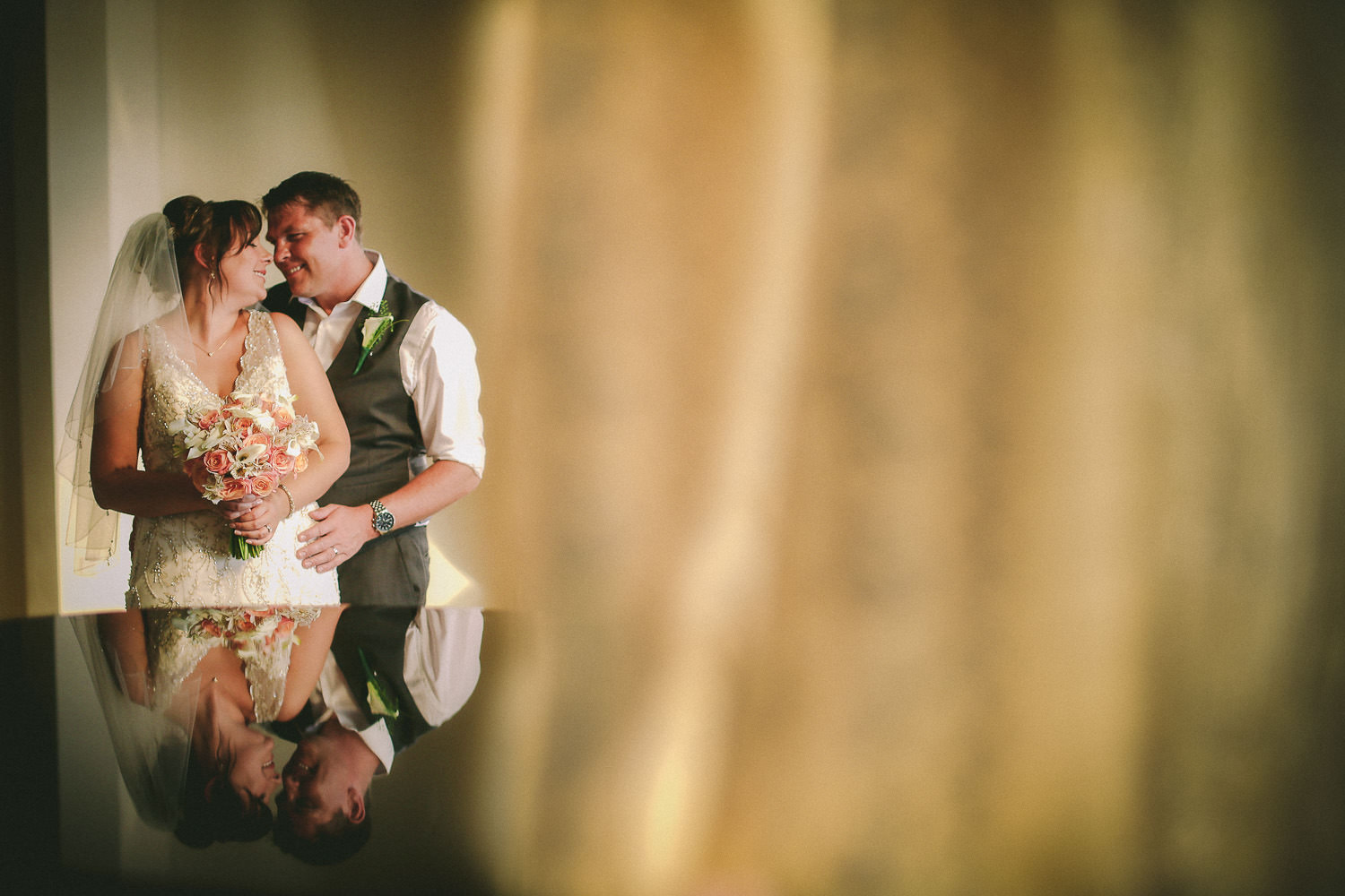 bride and groom portraits Alexander the great hotel Paphos wedding photography