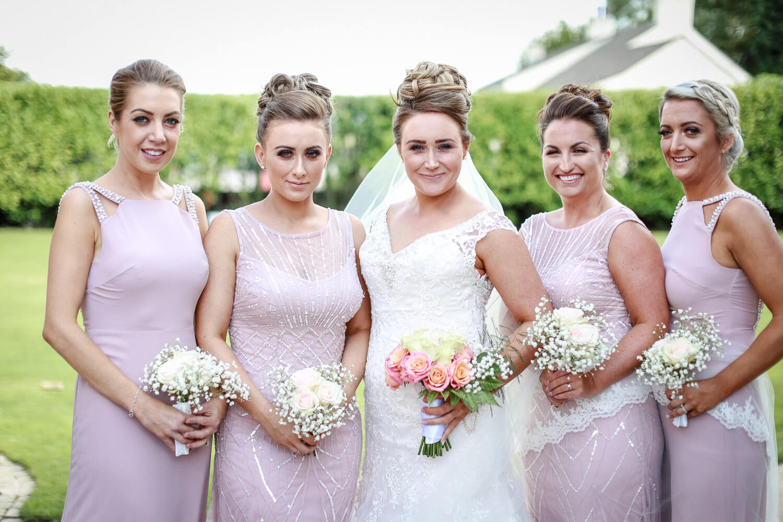 Family farm Lancashire marquee wedding photography