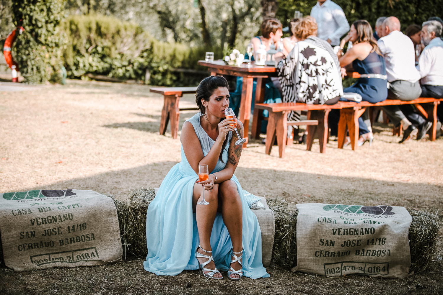 FATTORIA LA LOGGIA: TUSCANY FARMHOUSE WEDDING PHOTOGRAPHY