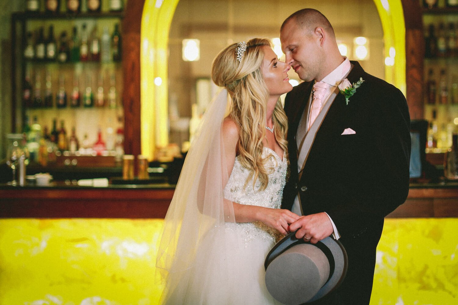 Wedding pictures at The Belsfield Hotel Lake District