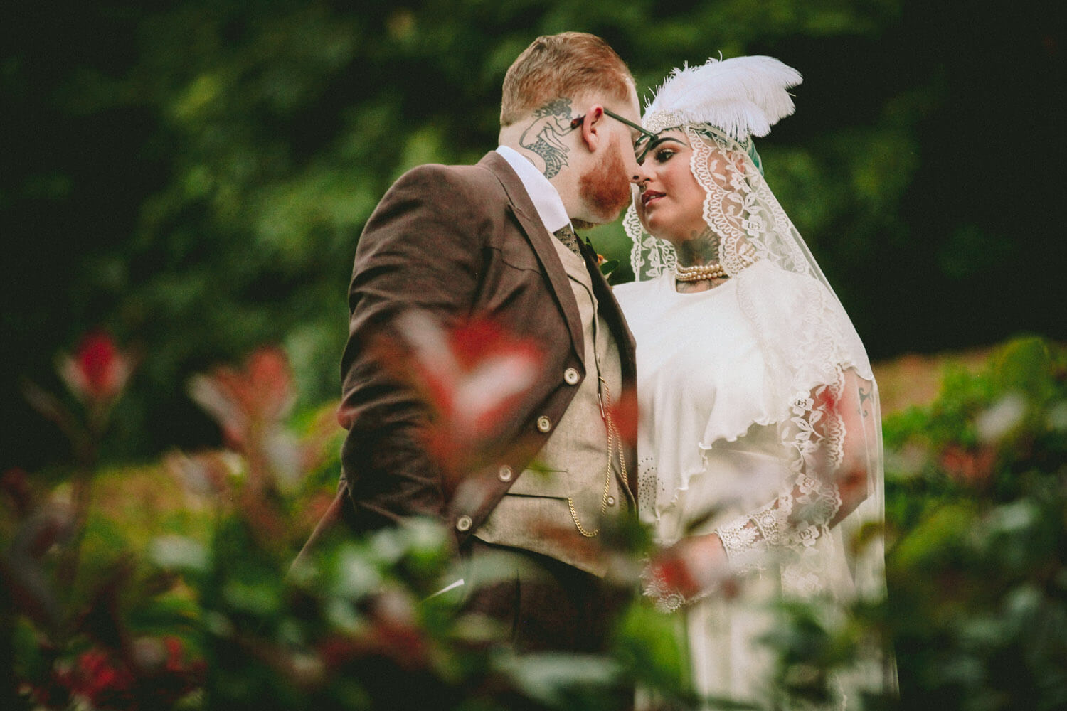 vintage wedding photography portraits ashfield house