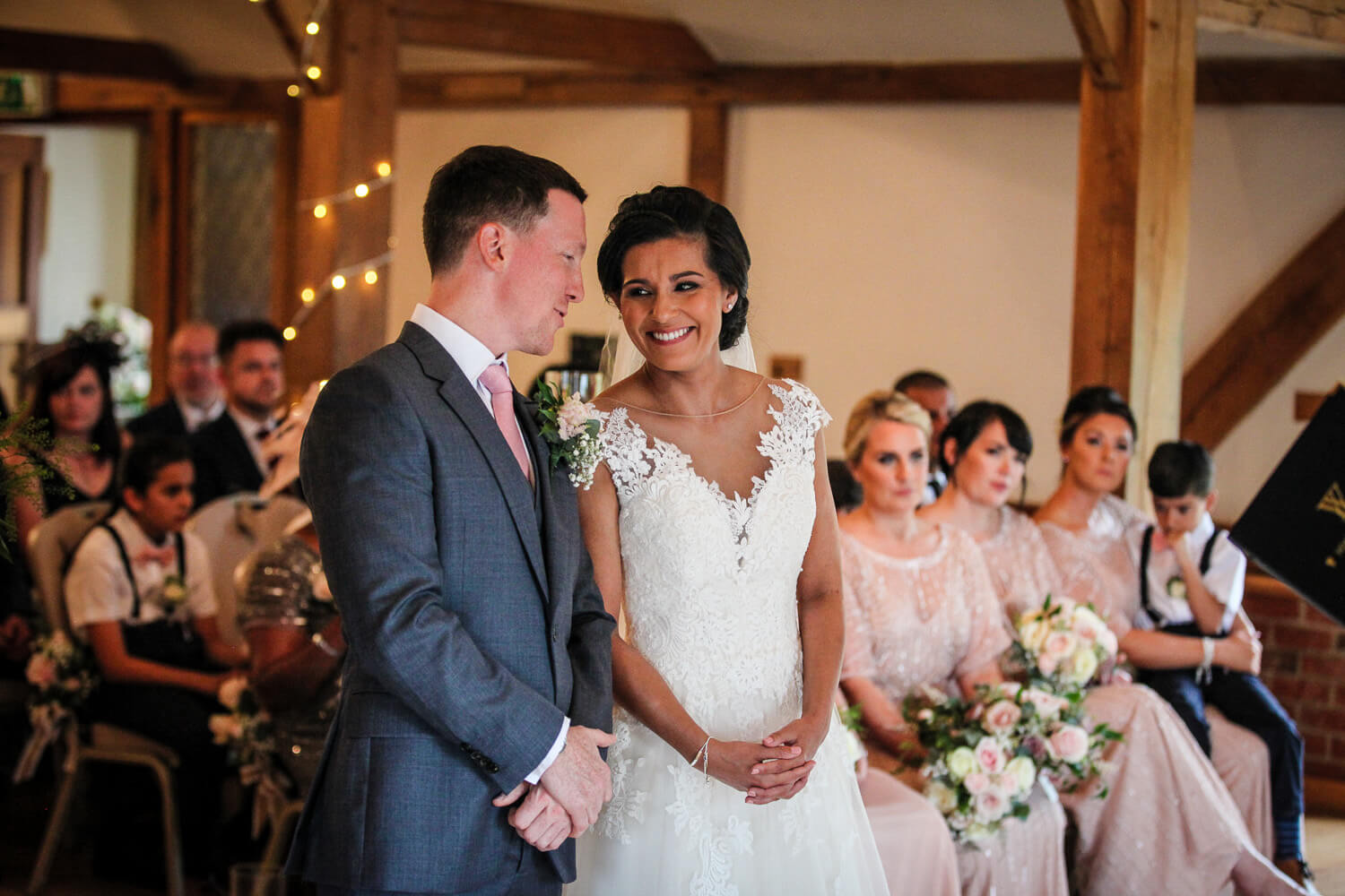 Bride and groom together during ceremony. Do I need a second wedding photographer