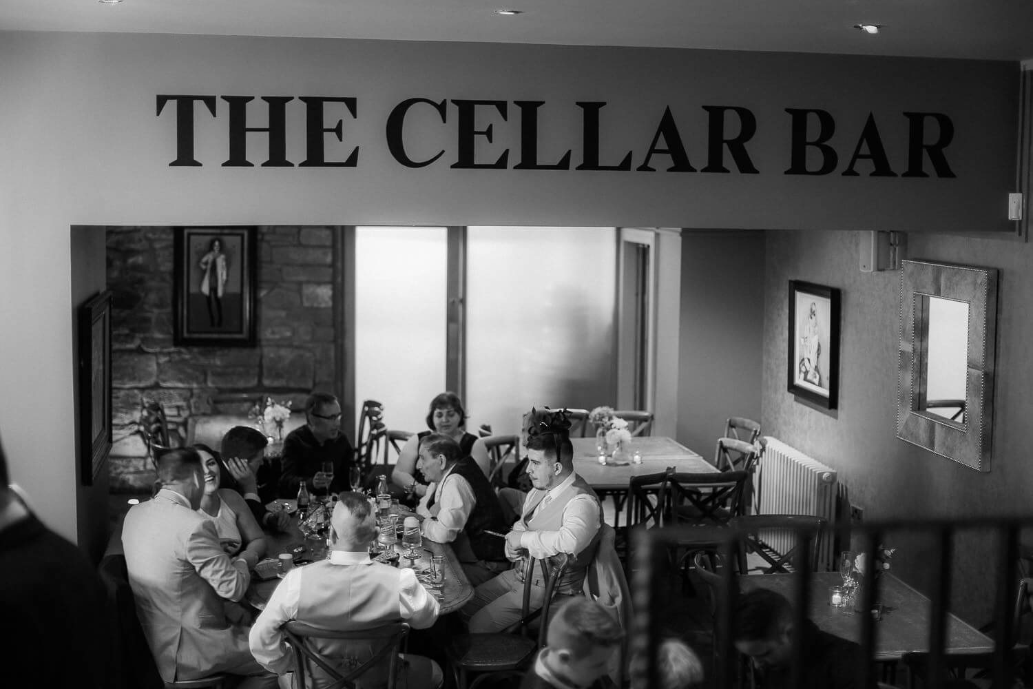 The Cellar bar West tower