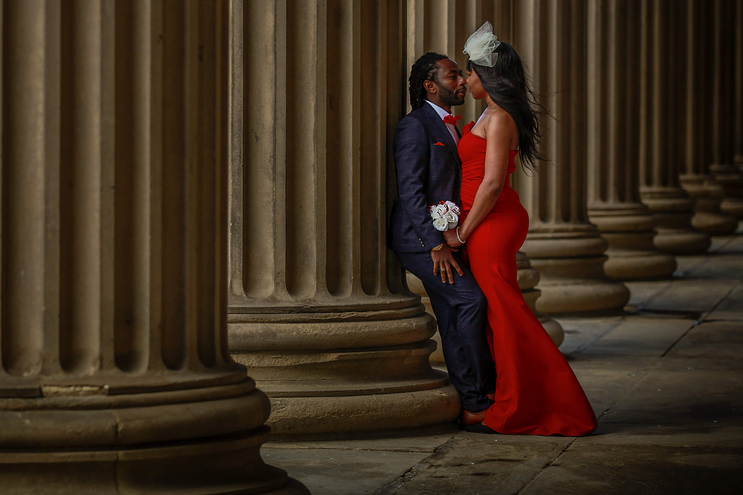 Emergency Covid Lockdown wedding photography Liverpool